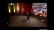 Извънземния танц на Павлин Томов - България Търси Талант