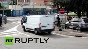France: Suspected MH370 wing fragment arrives at military laboratory in Toulouse