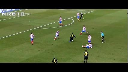 Lionel Messi Skills And Goals 2012