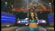 Royal Rumble - Melina vs Beth Mv *circus*