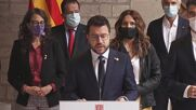 Spain: Catalan president says Puigdemont's detention does not help to resolve political conflict