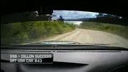 New England Forest Rally 2008 - Subaru Rally Team Usa