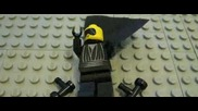 The Matrix Done with Legos