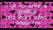 Demi Lovato - World Of Chanses /with lyrics/