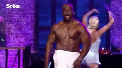 Майк Тайсън срещу Тери Крюс| Lip Sync Battle