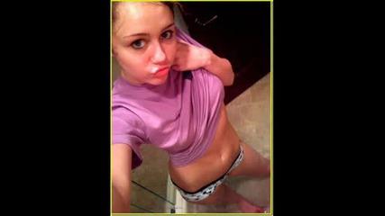 Miley Cyrus - za konkyrsa na zorincito