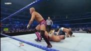 Smackdown 2009/07/03 The Hart Dynasty vs Cryme Tyme