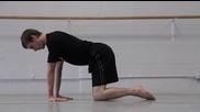 Гимнастическа тренировка за начинаещи- вторник и петък