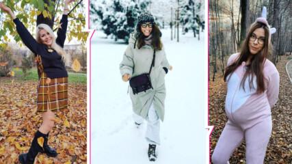 Красиви и много бременни: ето кои са бъдещите звездни българки, които скоро ще станат мами