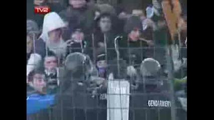 Ultras Levski In Pernik 23 - 11 - 08