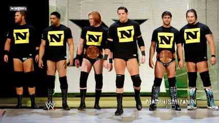 The Nexus 2010 Theme Song - We Are One (full 2nd Wwe Edit) + Download Link