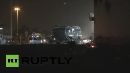 Bahrain: Molotov Cocktails rain upon security forces