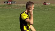 Атанас Илиев направи резултата 2:0 за Ботев срещу Оборище