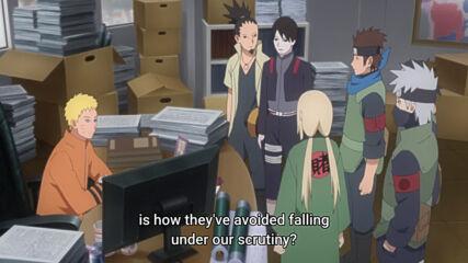 Boruto - Naruto Next Generations 176 *hd* [aнгл.cуб]