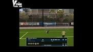Fifa 10 C.ronaldo гол от пряк свободен2