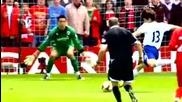 Манчестър Юнайтед - Шампиони на Англия 2009,  за трети пореден път!