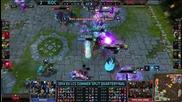 ROC vs SHC - 2014 LCS Summer Quarterfinal - Game 4 Highlights