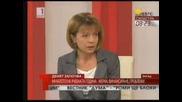 Йорданка Фандъкова - Обединяваме външното оценяване с приема след седми клас 01 - 09 - 2009