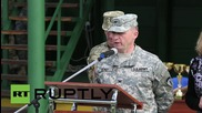 Ukraine: US and Ukrainian troops train on final day of NATO's Rapid Trident drills