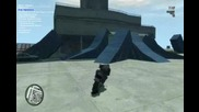 Gta Iv Online - Stunts & Fun
