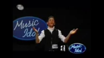 Music Idol 3 - Певец, Ром, Гей
