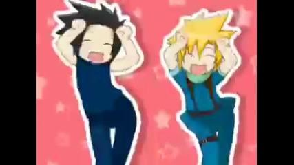 Dansen Anime mix ( adski sme6no) with subs