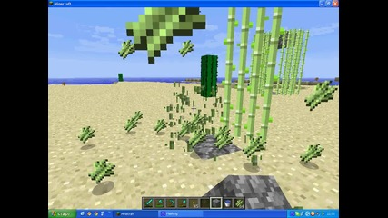 Minecraft mnogo trastika