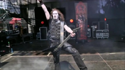 Powerwolf - Sanctified Wieth Dynamite ( Masters Of Rock 2011 )
