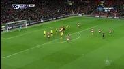 Класа - Хуан Мата даде аванс на Юнайтед срещу Уотфорд