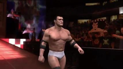 Wwe Smackdown Vs Raw 2010 - Vladimir Kozlov Entrance