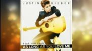 Justin Bieber - As Long As You Love Me [ hd Lyrics Video ]
