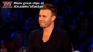 Ученик Взири Сцената - X Factor 18.09.11