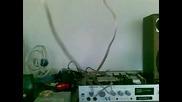 тест след поредния ремонт на усилвателя ми