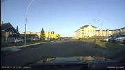 Шофьор се изфука че кара мощна кола ,но радоста му не бе за дълго