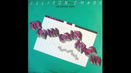 Ellison Chase - Welcome to Tomorrow 1983