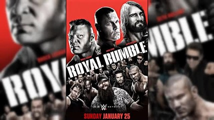Wwe- Gonna Be a Fight Tonight by Danko Jones ► Royal Rumble 2015 Official Theme Song