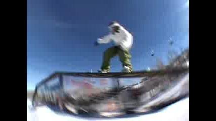 Сноубордист 00