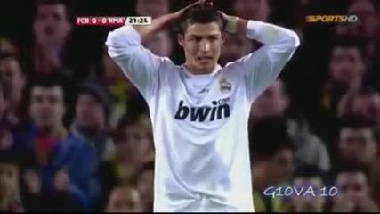 Cristiano Ronaldo vs. Ronaldinho | 2010 | [cr9 & R80]