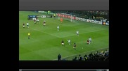 Шампионска лига - Милан vs Тотнъм - Драма на Джузепе Меаца