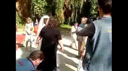 Сватба в пещерата на Мадара (