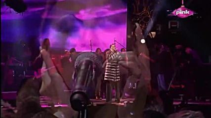 Ceca - Kukavica - LIVE - Nis - TV Pink 2016
