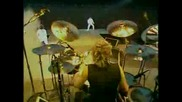 Queen - Now Im Here (Roger Cam) live