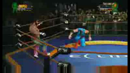 Tna Impact Game Review