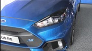 2016 Ford Focus Rs Exhaust Sound! Loud Revs and Drifting with Ken Block!