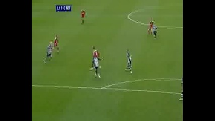 Great goal by Pennant