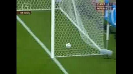 Italy - Ukraina 1:0