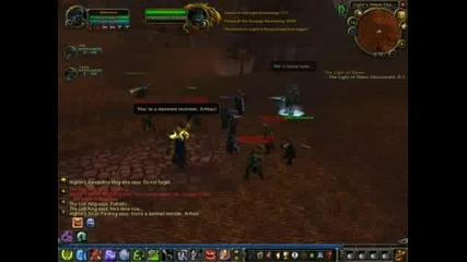 World Of Warcraft Wotlk Deathknight Part 2