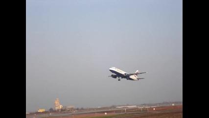 Start na Airbus - A320
