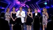 Васил Найденов - X Factor Live (02.02.2015)
