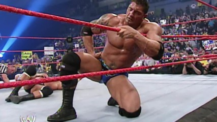 Batista vs. Triple H - World Heavyweight Championship Match: Backlash 2005
